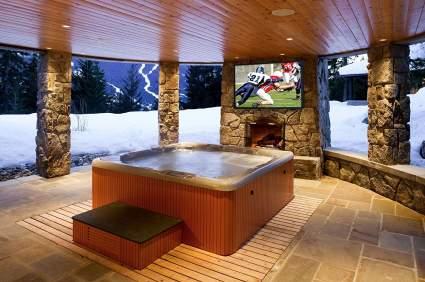 Apollo Outdoor TV Enclosure