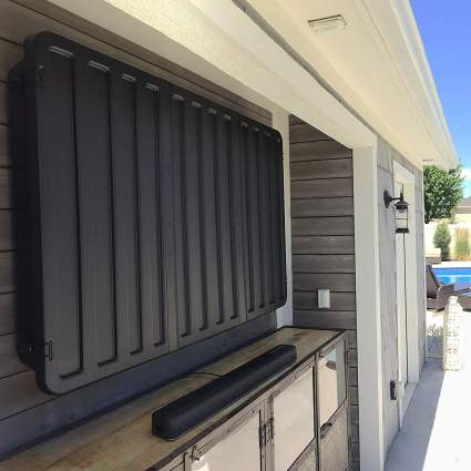 Storm Shell SS-44 Outdoor TV Enclosure, 32-44 inch
