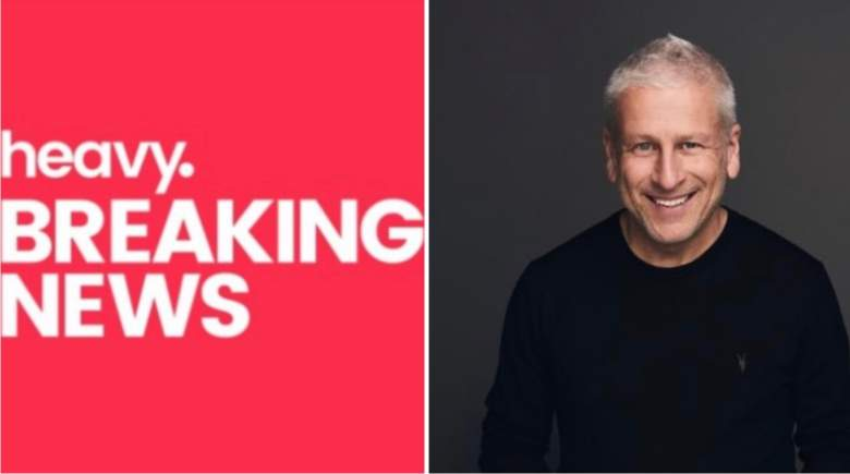 Louie Giglio white blessing