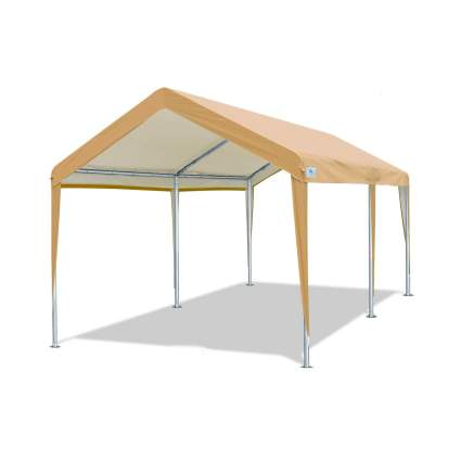 ADVANCE OUTDOOR 10 by 20 Foot Heavy Duty Canopy Garage