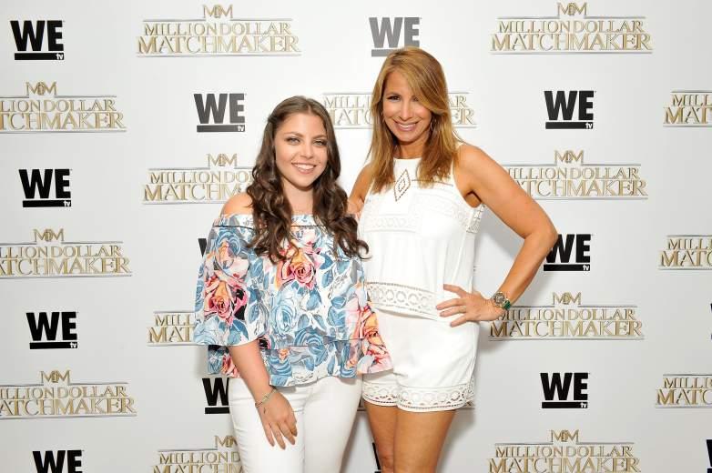 Ally Shapiro and Jill Zarin