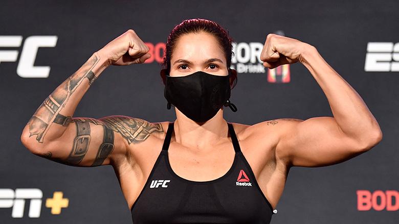 UFC Defending 'Champ Champ' Amanda Nunes