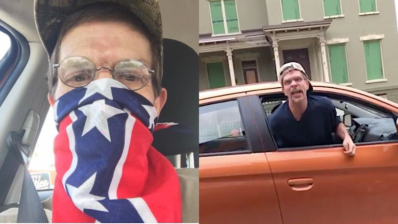 Barry Wardell racist video
