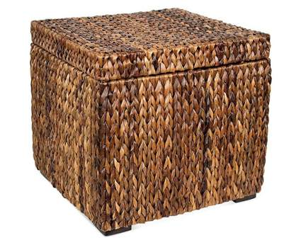 Birdrock Home Woven Storage Cube