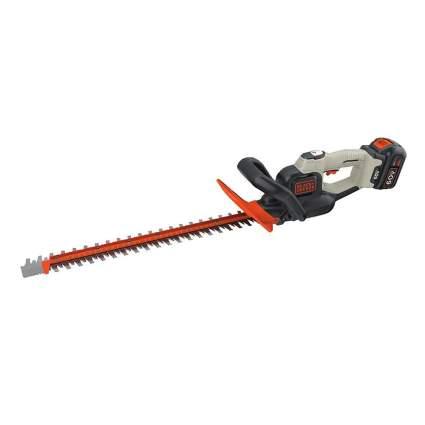 60 volt cordless hedge trimmer