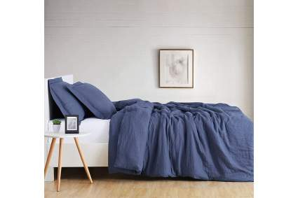 Navy duvet set