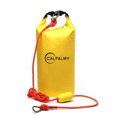 CalPalmy 2-in-1 Sand Anchor Dry Bag for Small Boats