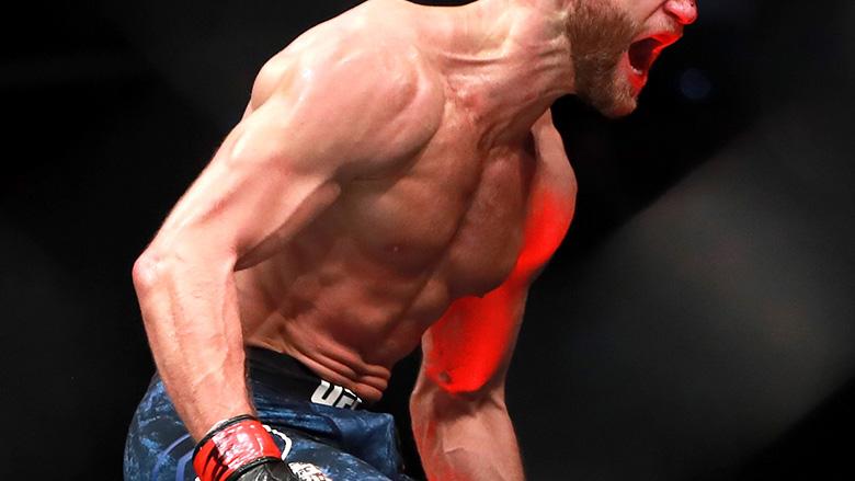 UFC Fighter Calvin Kattar
