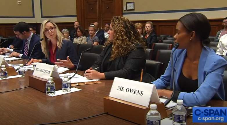 Candace Owens Congressional hearing