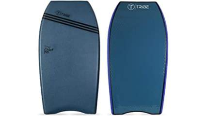 The Chief PP Bodyboard | Made for Big Guy Bodyboarders | Larger Riders Will Enjoy The Waves | Heavy People Will Float