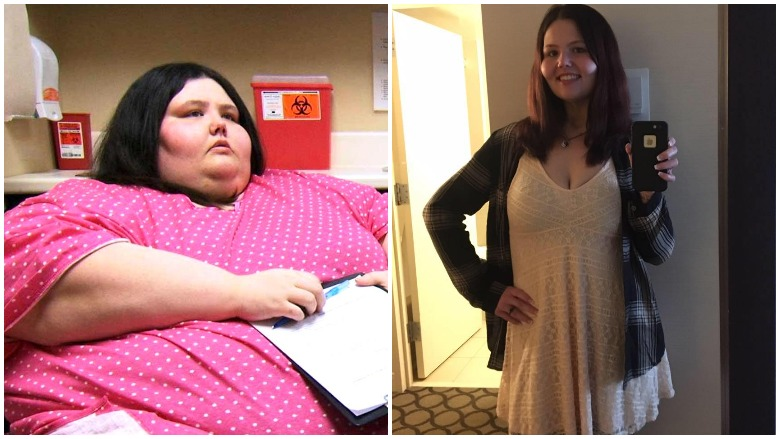 Christina Phillips, My 600-lb Life