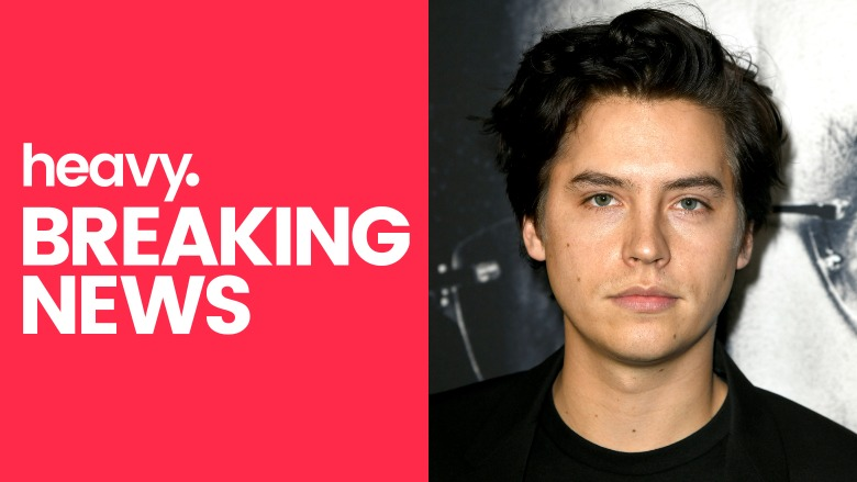 Cole Sprouse sexual assault