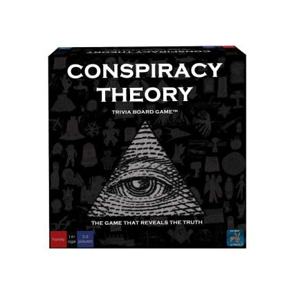 Conspiracy Theory Trivia Board Game