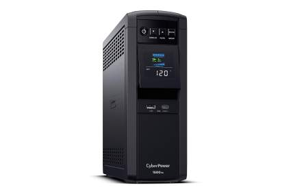 CyberPower CP1500PFCLCD UPS battery backup