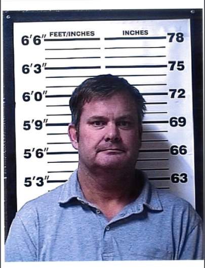 Daybell booking photo