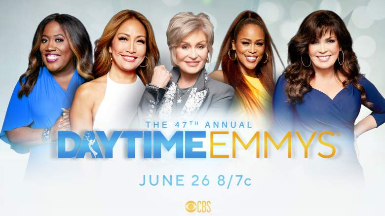 The 47th annual Daytime Emmy Awards on CBS