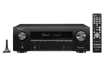 Denon AVR-X1600H home theater reciever