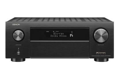 A Denon AVR-X4500H home theater receiver