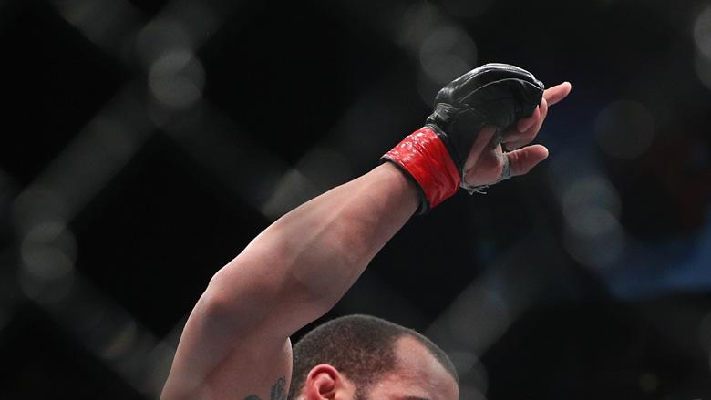 UFC Fighter Devin Clark
