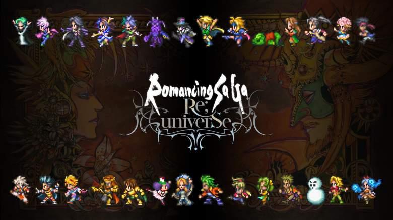 Romancing Saga Re Universe