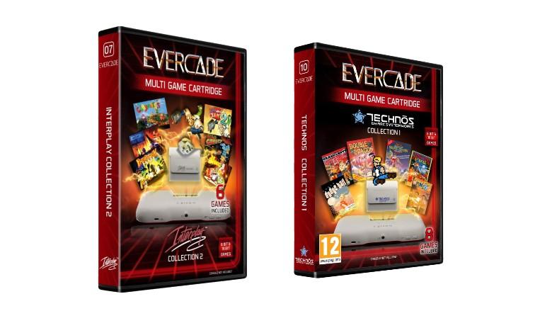 Evercade Game Line-up