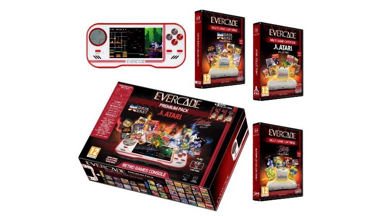 Evercade Premium Pack