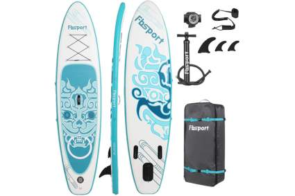 inflatable paddle board
