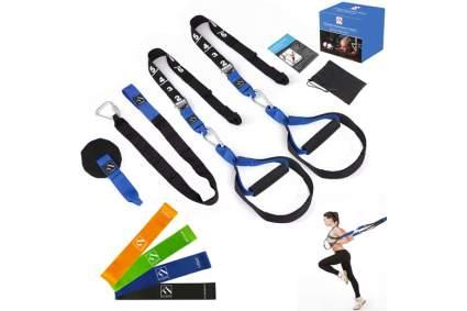 suspension training straps