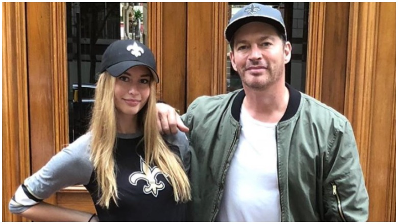 Harry Connick Jr daughter