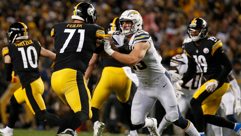 Matt Feiler Pittsburgh Steelers