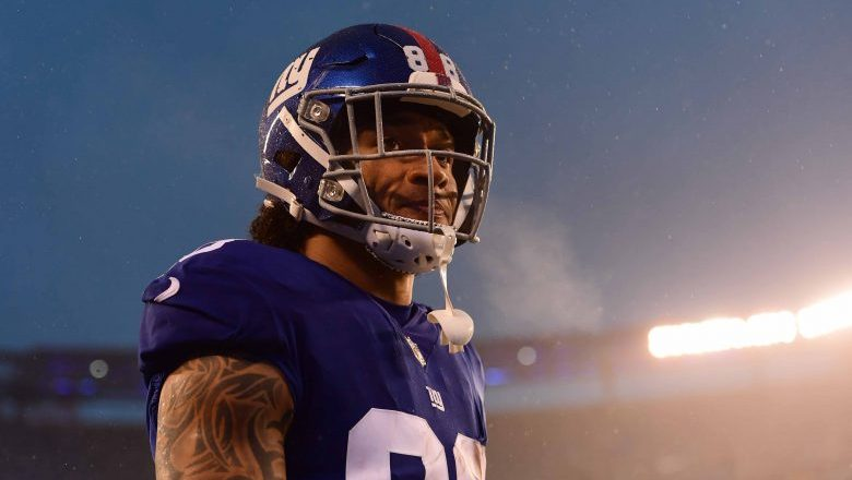 Giants signing Kyle Rudolph overlooked