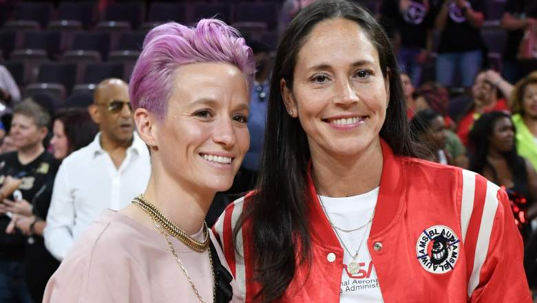 Sue Bird Girlfriend