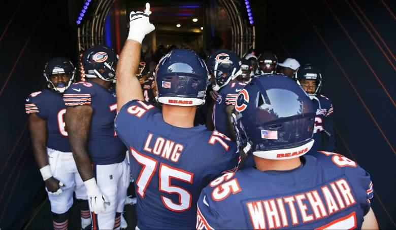 Chicago Bears guard Kyle Long retirement rumors