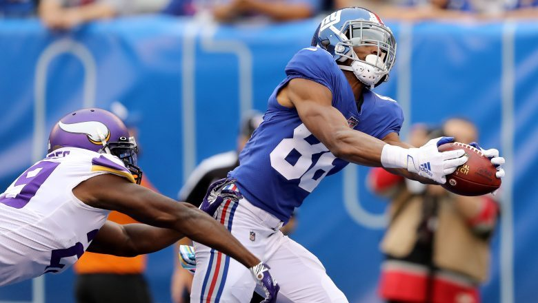 Giants' Darius Slayton among NFL's most intriguing project players