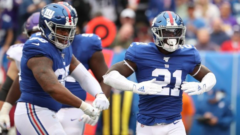 Giants safety Jabrill Peppers predicted to have career year in 2020