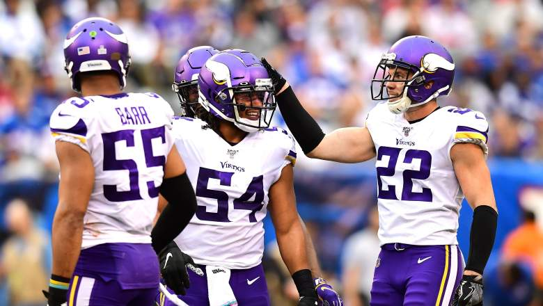 Eric Kendricks of Minnesota Vikings