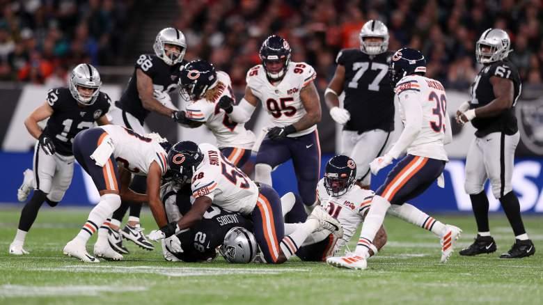 Roquan Smith Chicago Bears key NFC North