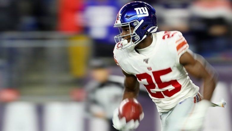 Giants CB Corey Ballentine pegged as a surprise starter
