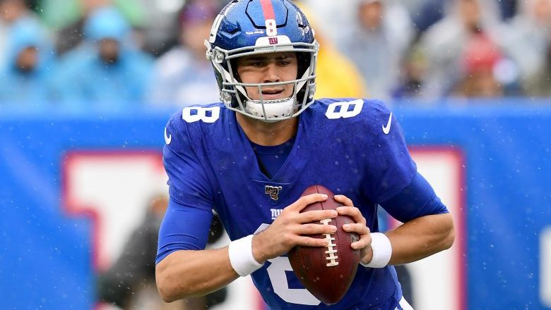 Joe Judge commits to Daniel Jones as Giants QB in 2021