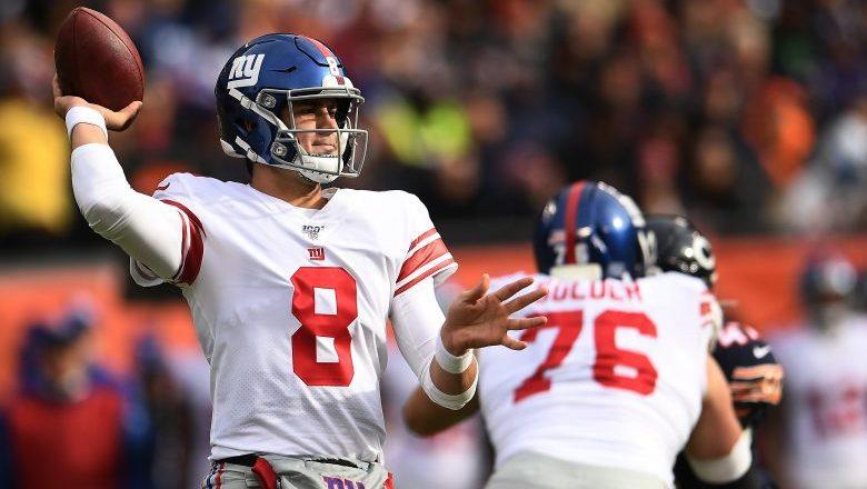 Chris Simms admits fault in Giants' Daniel Jones evaluation