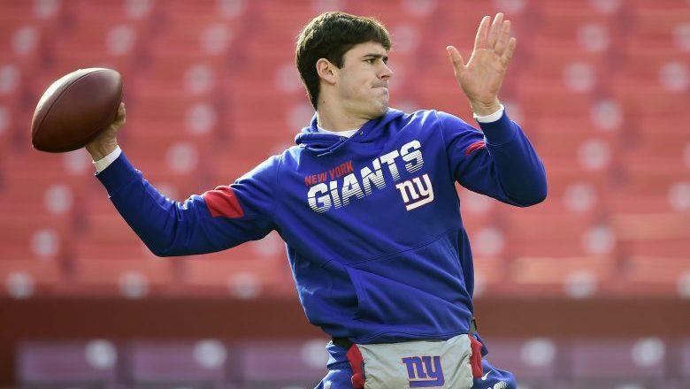 Chris Simms says Giants' Daniel Jones can be a top-10 quarterback