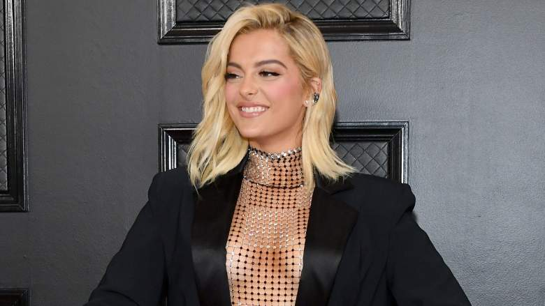 Bebe Rexha attends the 62nd Annual GRAMMY Awards at Staples Center on January 26, 2020 in Los Angeles.