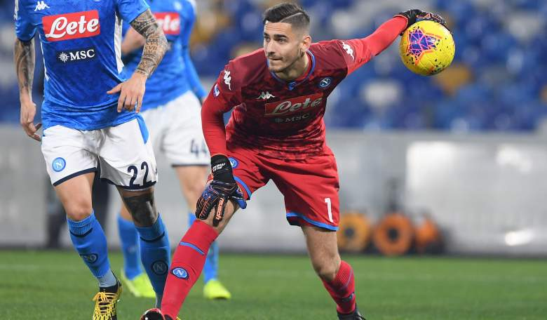 Coppa Italia final watch