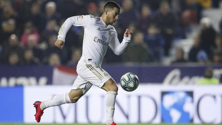 Real Madrid vs Eibar watch
