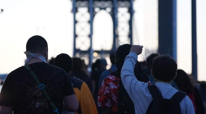 Manhattan Protests