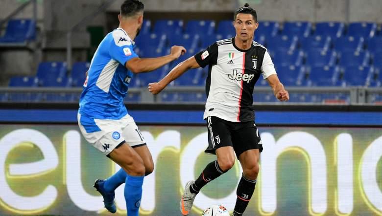 Juventus vs Bologna watch