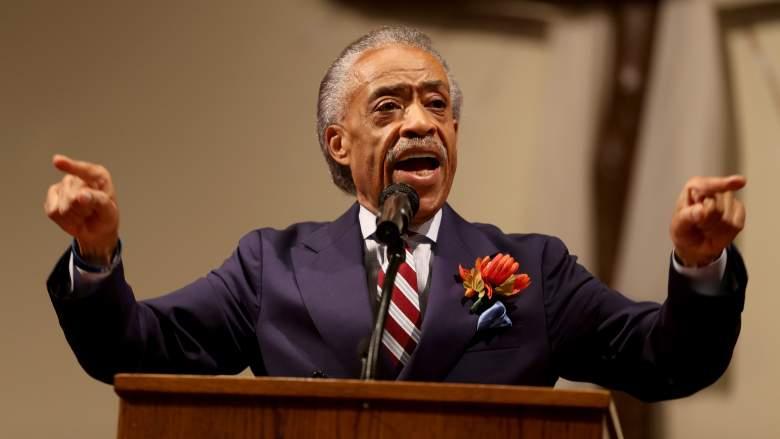 Rev. Al Sharpton
