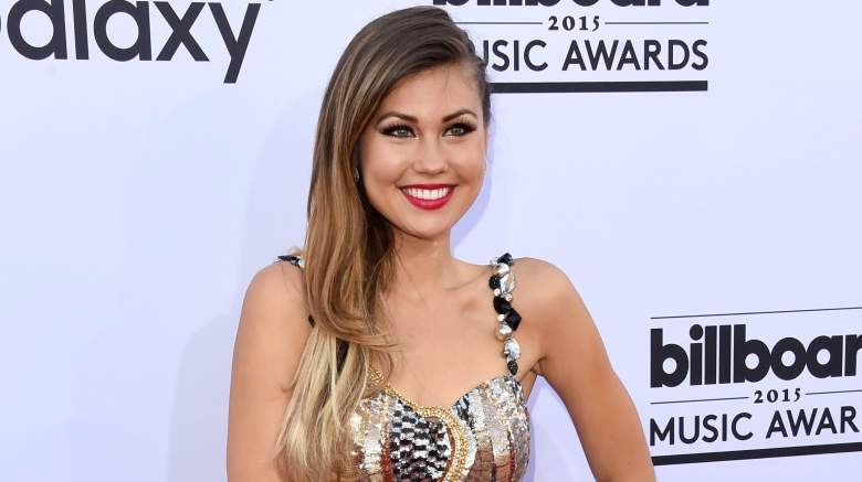 TV personality Britt Nilsson attends the 2015 Billboard Music Awards at MGM Grand Garden Arena on May 17, 2015 in Las Vegas, Nevada.