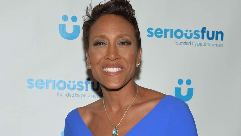Robin Roberts attends the SeriousFun Children's Network Gala at Cipriani 42nd Street on April 2, 2014 in New York City.