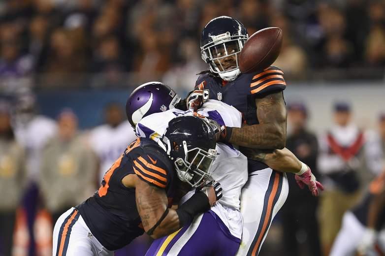 Chicago Bears versus Minnesota Vikings
